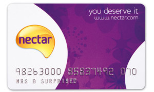 Free Nectar points offers