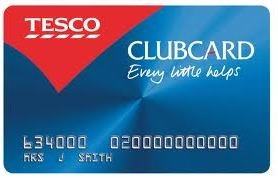 Free Tesco Clubcard points offers