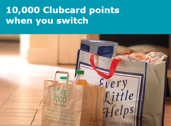 Tesco Bank 10000 points