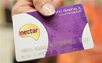 Sainsburys Bank travel money nectar points