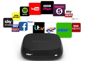 Now TV HD 500 extra Clubcard points