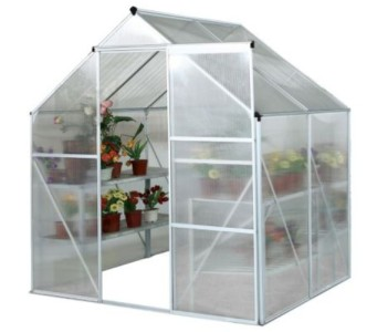 Bentley Garden 6ft x 4ft Greenhouse