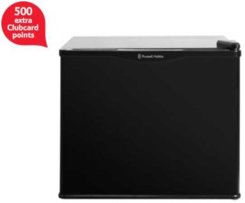 Russell Hobbs mini fridge black 500 extra clubcard points
