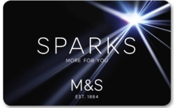 marks and spencer loyalty card sparks