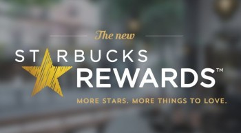 changes my starbucks rewards USA UK