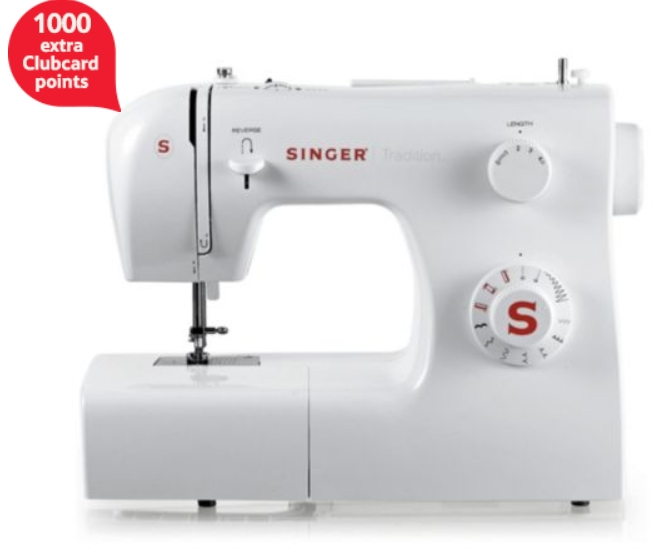 40 Clubcard Points With Singer Sewing Machines Interesting Singer Electronic Sewing Machine