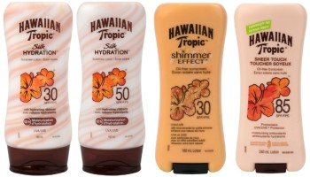 Hawaiian Tropic bonus Tesco Clubcard points