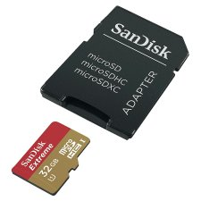 Sandisk 32gb Extreme Micro SD