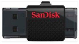 Sandisk 64Gb Ultra Dual Drive