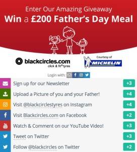 blackcircles fathers day competition