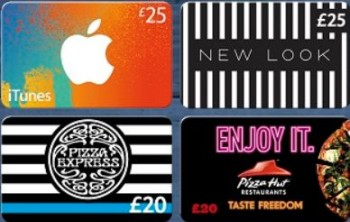 gift cards offer fathers day