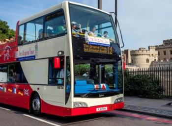 london bus tour clubcard redemption