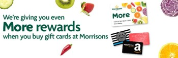 morrissons card save more money