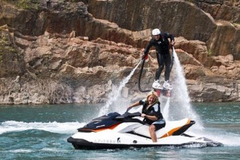 one to one flyboarding tesco gift experience
