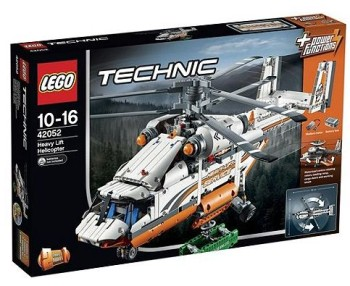LEGO technic heavy lift helicopter