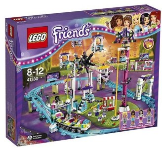 lego friends amusement park tesco clubcard points
