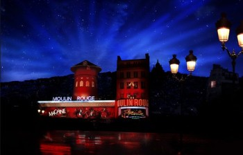 moulin rouge paris gift experience