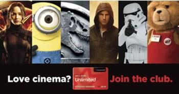 unlimited cinema cineworld clubcard vouchers