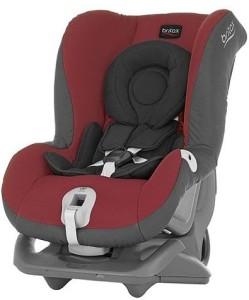 Britax First Class Plus Car Seat, Group 0-1, Chilli Pepper