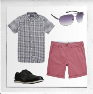 f&f fashion summer sale men outfit