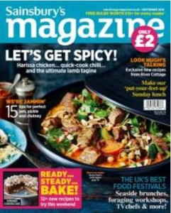 sainsburys magazine 1000 nectar points subscription