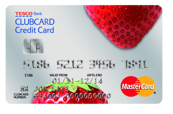 Tesco credit card spending on tesco travel money tesco clubcard credit card reheart Gallery