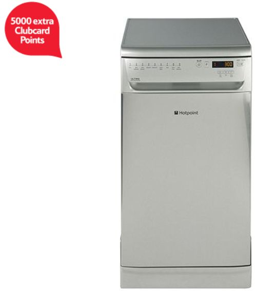 5000 Clubcard points with Hotpoint appliances