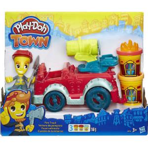 playdoh-fire-truck