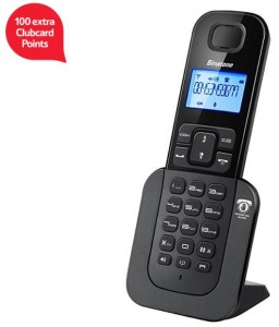 binatone-shield-605-single-cordless-home-phone-extra-clubcard-points