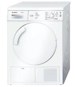 Bosch WTE84106GB 7KG B Rated Freestanding Condenser Dryer with 9 Programmes