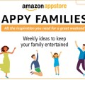 Win a family trip to Paris with Amazon's Appy Families