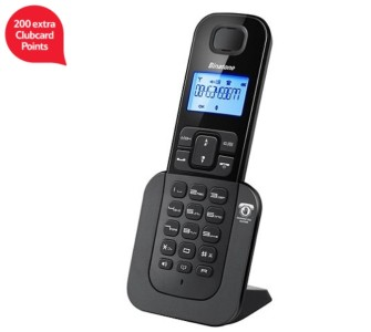 binatone telephone tesco clubcard extra points
