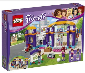 lego friends heartlake city sports centre extra clubcard points