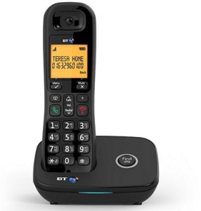 BT 1200 single cordless telephone extra clubcard points tesco direct