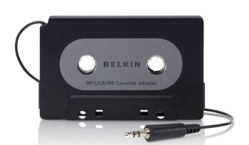 belkin mp3 cassette adaptar triple clubcarrd points
