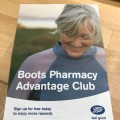 Boots Pharmacy Advantage Club is closing