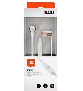 jbl in-ear headphones rose gold extra clubcard points tesco