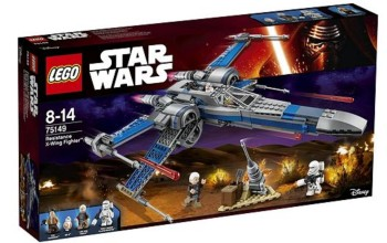 star wars lego resistance fighter extra clubcard points tesco direct