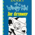 100 extra Clubcard points with the new Diary of a Wimpy Kid book