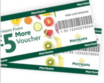 morrisons in store coupons