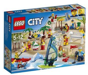 lego city fun at the beach