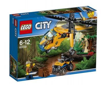 lego city helicopter