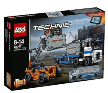 lego technic container yard extra clubcard points tesco direct