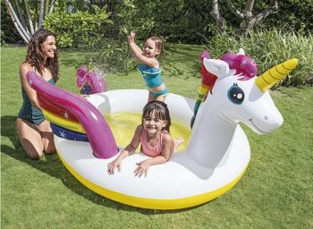 unicorn swimming pool