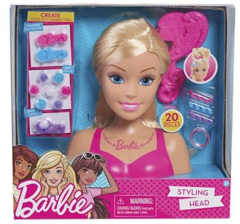 Barbie styling head tesco direct extra clubcard points