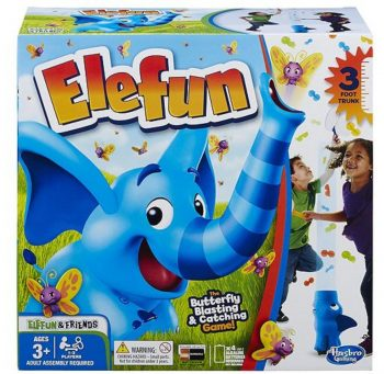 Elefun extra clubcard points tesco direct