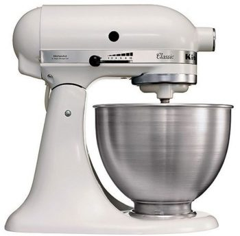 KitchenAid classic white extra clubcard points