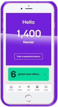 Changes to Nectar points coming