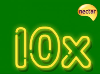 10 X Nectar Points With Europcar Plus 35 Off