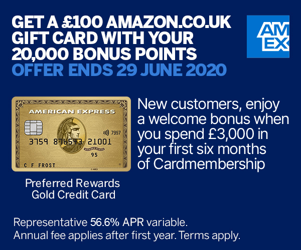 Amex Gold link